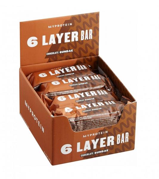 MyProtein 6 Layer Bar 60 g