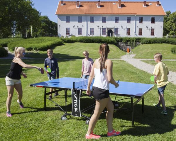 Stůl na stolní tenis venkovní STIGA Outdoor Roller promo fotka2