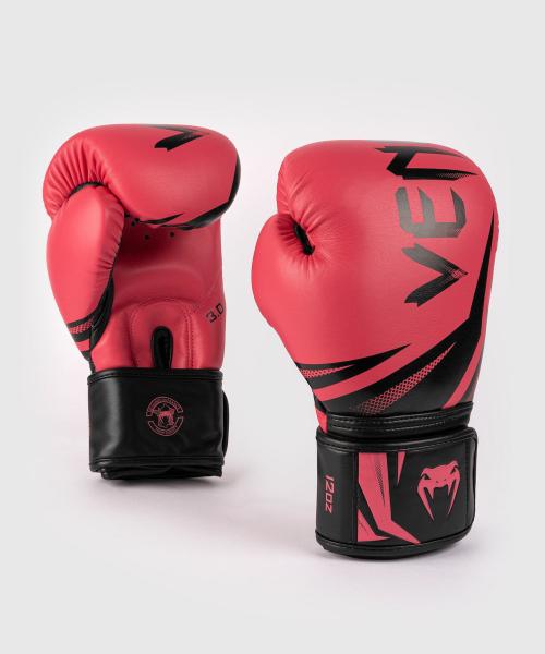 Boxerské rukavice Challenger 3.0 black coral VENUM