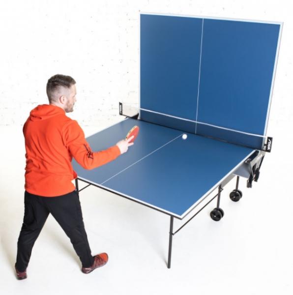 Stůl na stolní tenis Stiga Basic Roller promo fotka_4