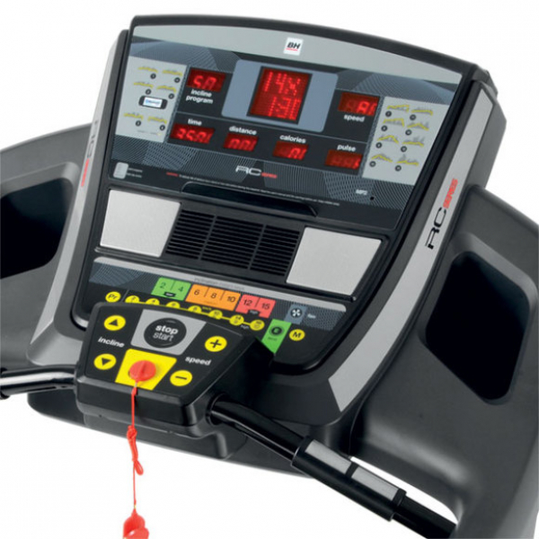 Běžecký pás BH Fitness i.RC09 počítač_1