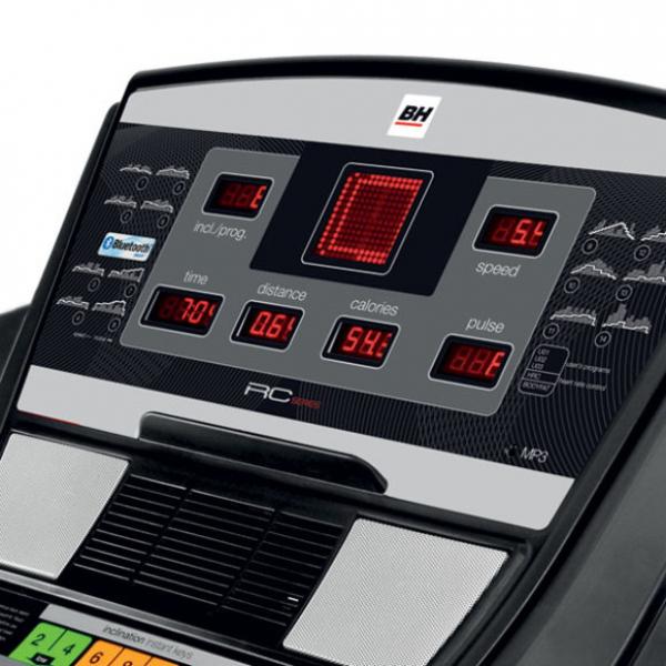 Běžecký pás BH Fitness i.RC09 počítač_2