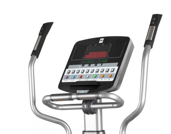 Eliptický trenažér BH Fitness SK9300 LED hand pulse