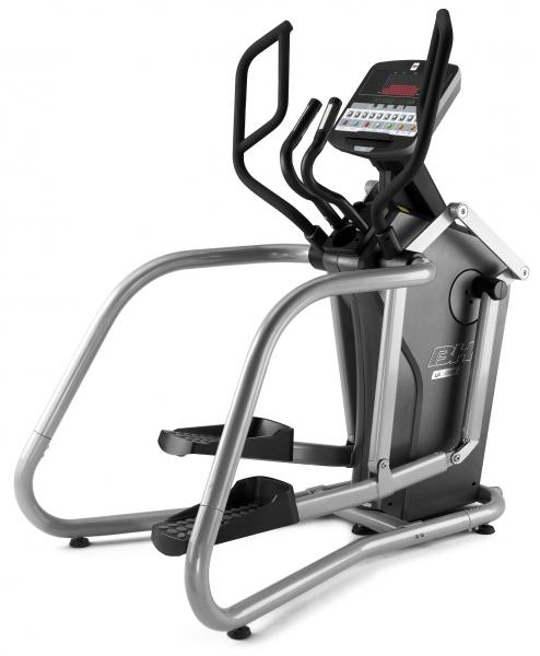 Eliptický trenažér BH Fitness LK8180 z profilu
