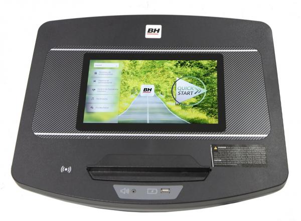 Eliptický trenažér BH Fitness LK8180 Smart Focus 12 počítač