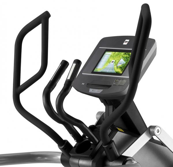 Eliptický trenažér BH Fitness LK8180 SmartFocus 12 madla