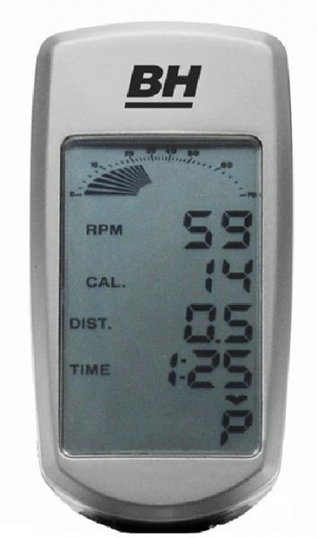 Cyklotrenažér BH Fitness SB3 Magneticpočítač