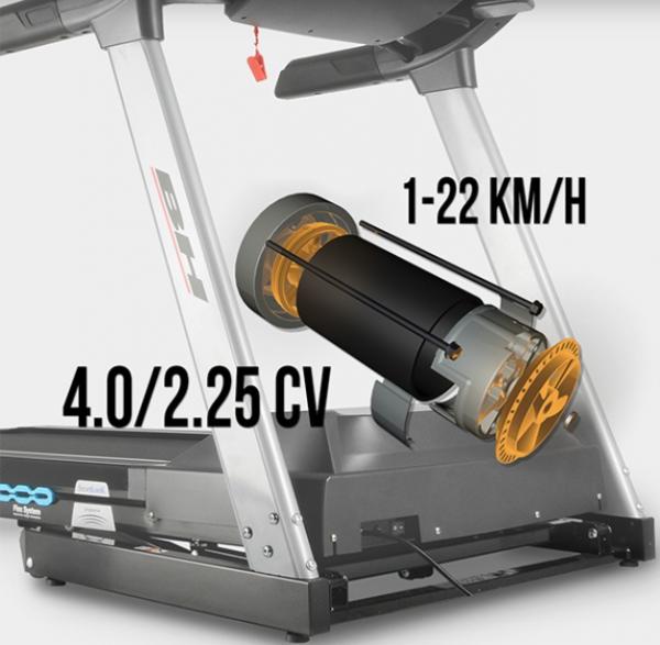 Běžecký pás BH FITNESS F9R TFT motor