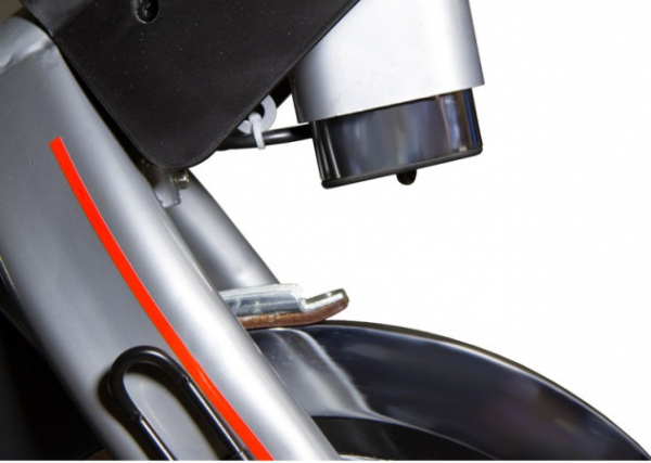 Cyklotrenažér BH Fitness i.Spada Racing detail