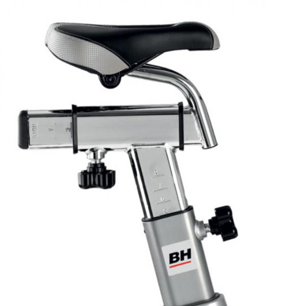 Cyklotrenažér BH Fitness i.Spada Racing sedlo
