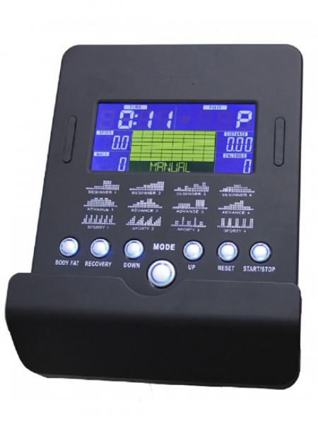 Eliptický trenažér BH Fitness EasyFlex počítač
