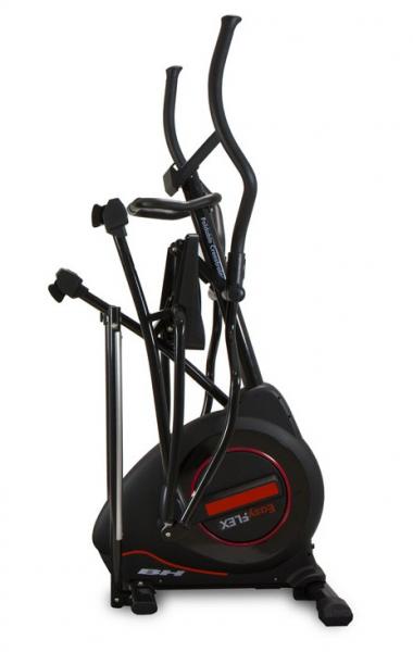 Eliptický trenažér BH Fitness EasyFlex složený