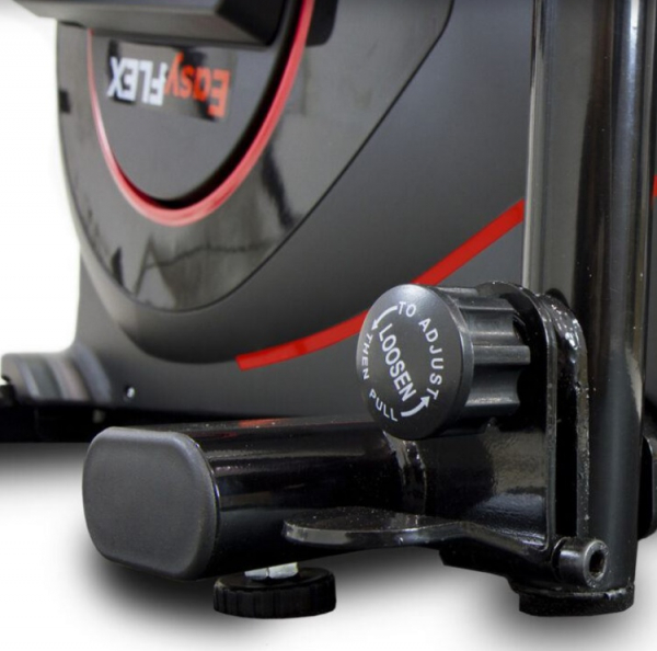 Eliptický trenažér BH Fitness EasyFlex systém složení