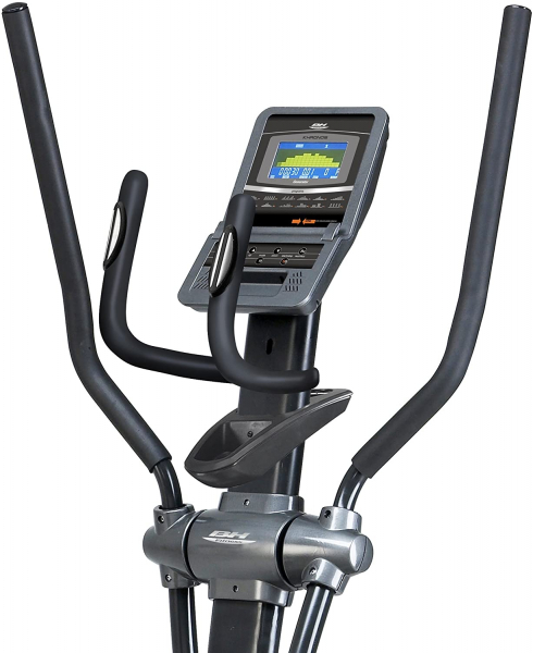 Eliptický trenažér BH Fitness Khronos Generator kokpit