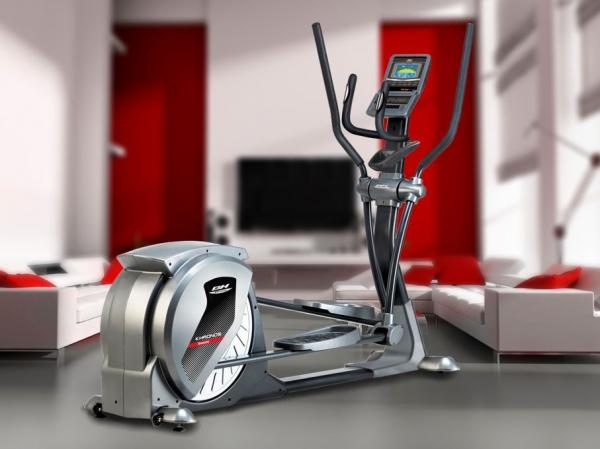Eliptický trenažér BH Fitness Khronos Generator PR