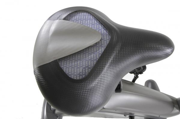 Rotoped BH Fitness Carbon Bike Generator gelové sedlo