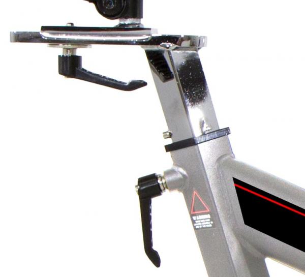 Cyklotrenažér BH FITNESS STRATOS polohování sedla