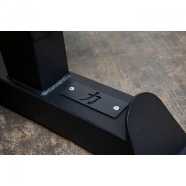 Posilovací lavice Heavy Duty Flat Bench detail