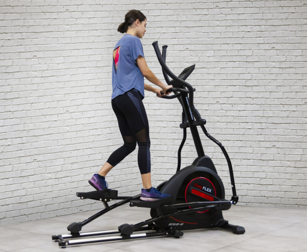 Eliptický trenažér BH Fitness EasyFlex PR