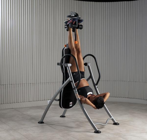 Posilovací lavice BH Fitness Zero TOP G410 cvičení 2
