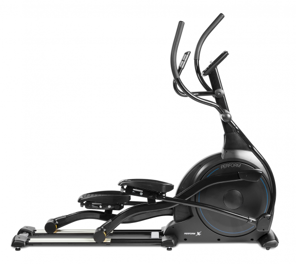 Eliptický trenažér Flow Fitness X4i side view