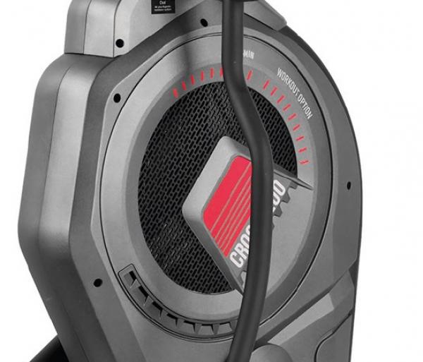 Eliptický trenažér BH FITNESS CROSS 1200 setrvačníkový systém AIR