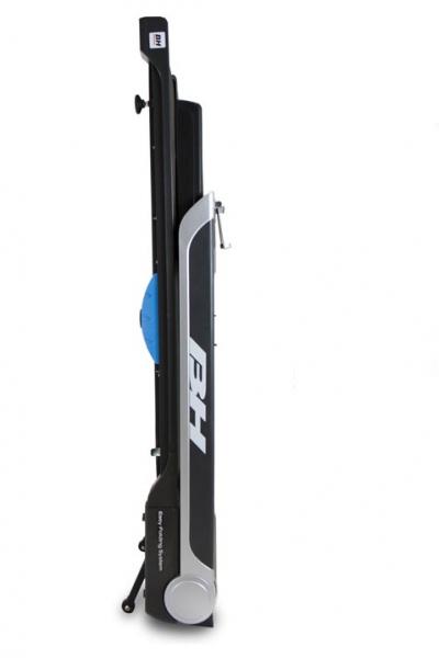 Běžecký pás BH FITNESS G6320 složený 2