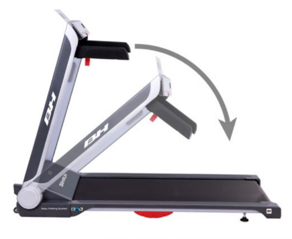 Běžecký pás BH Fitness SlimRun složení