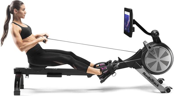 Veslovací trenažér NORDICTRACK RW900 workout