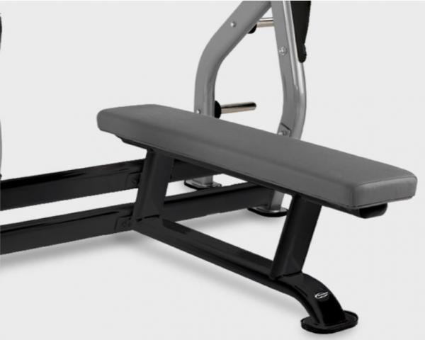 Posilovací lavice na bench press BH FITNESS L815B detail lavice