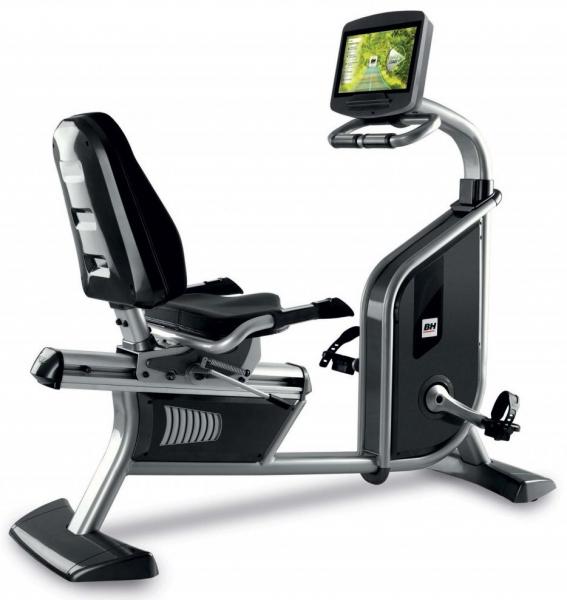 Rotoped BH Fitness SK8950 SmartFocus z profilu