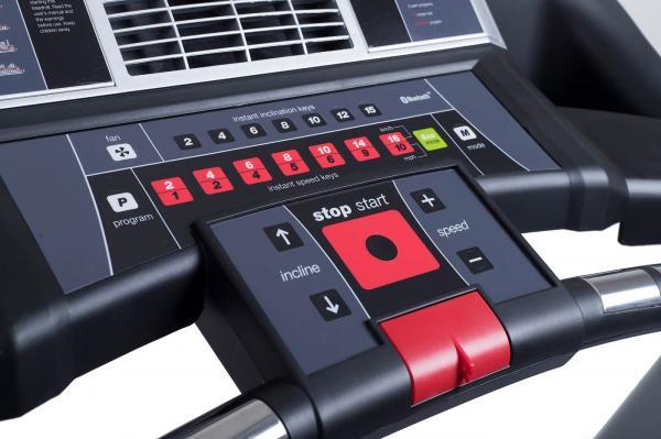 Běžecký pás BH F9R Dual stop pojistka