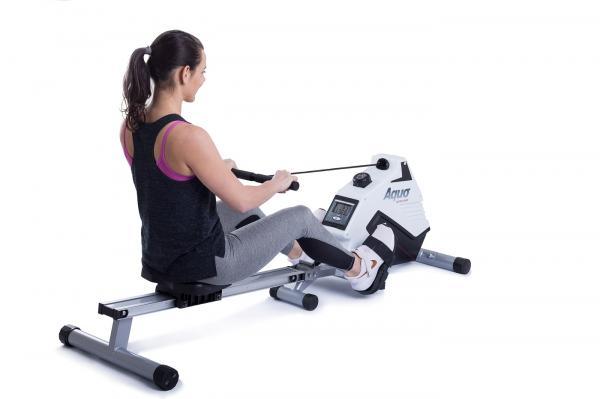 Veslovací trenažér BH Fitness Aquo promo