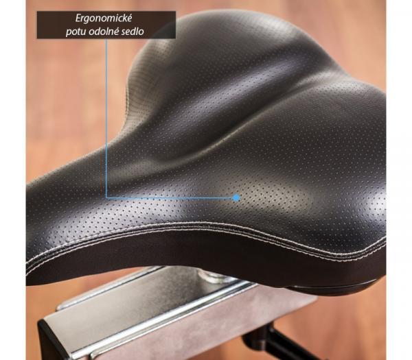 Rotoped XEBEX Air Bike ergonomické sedlo