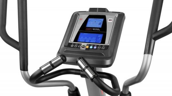 BH Fitness FDR20 dotykové senzory