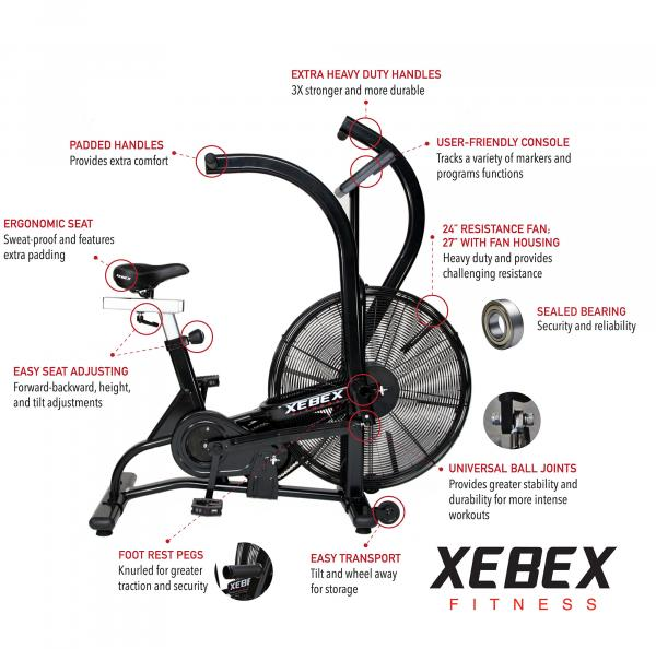Rotoped List XEBEX Airbike AB-1-R
