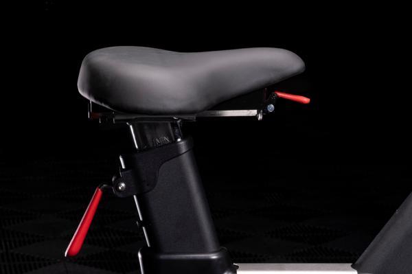 Rotoped XEBEX AirPlus Expert Bike 2.0 Smart Connect nastavitelný sedák