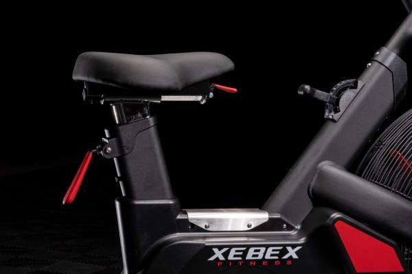 Rotoped XEBEX AirPlus Expert Bike 2.0 Smart Connect nastavitelný sedák 2