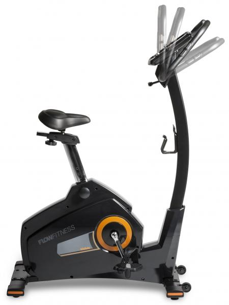 Rotoped Flow Fitness Stelvio nastavení řídítek