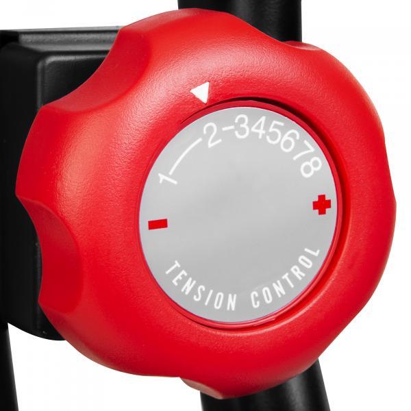 Rotoped SPOKEY XFIT+ skládací červený regulace