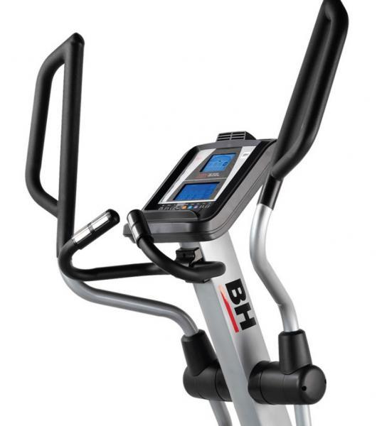 BH Fitness FDR20 kokpit