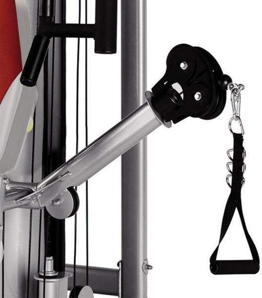 Posilovací věž  BH Fitness TT Pro sedlo detail
