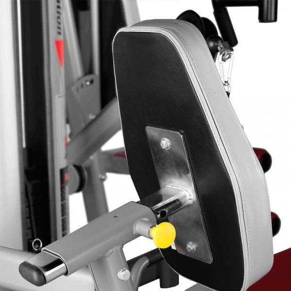 Posilovací věž  BH Fitness TT Pro sedlo leg press