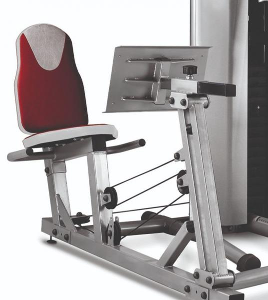 Posilovací věž  BH FITNESS GLOBAL GYM G152X leg press 2.JPG