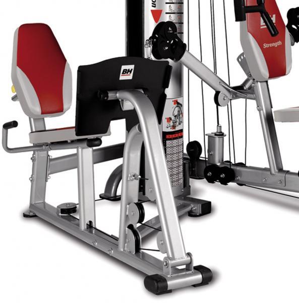 Posilovací věž  BH Fitness TT Pro sedlo leg press 2