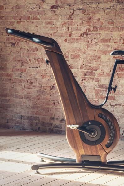 Rotoped NOHrD Bike Walnut promo 2