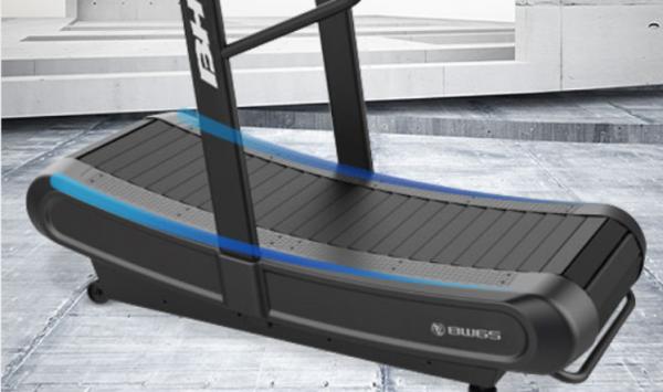 Běžecký pás BH FITNESS RUNMILL přirozená ergonomie běhání