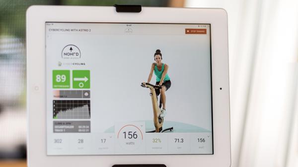 Rotoped NOHrD Bike app 2