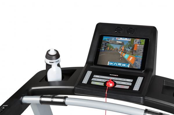 Běžecký pás Flow Fitness DTM2000i app 2