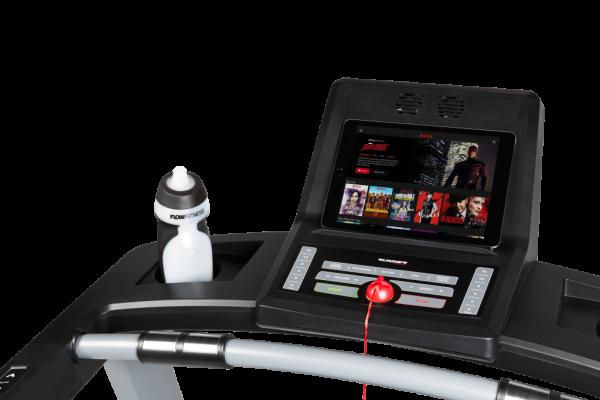 Běžecký pás Flow Fitness Runner DTM2000i Detail app 3